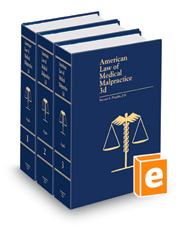 American Law of Medical Malpractice, 3d