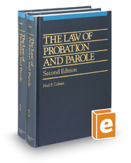 The Law of Probation and Parole, 2d
