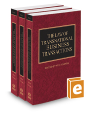 The Law of Transnational Business Transactions, 2017 ed.