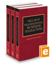 The Law of Transnational Business Transactions, 2018 ed.
