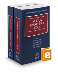 Norton Bankruptcy Code and Rules, 2016–2017 ed.