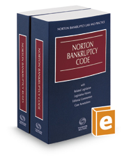 Norton Bankruptcy Code and Rules, 2019–2020 ed.