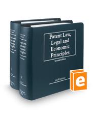Patent Law: Legal & Economic Principles, 2d