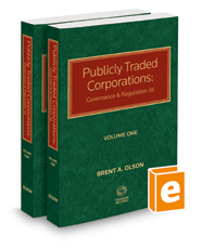 Publicly Traded Corporations Handbook, 2018-1 ed.