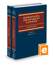 Representing the Bankrupt Taxpayer, 2016 ed.