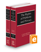 The Rights of Publicity & Privacy, 2d, 2021 ed.