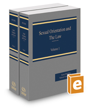 Sexual Orientation and the Law, 2017-2018 ed.