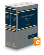 Sexual Orientation and the Law, 2020-2021 ed.