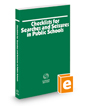 Checklists for Searches and Seizures in Public Schools, 2020-2021 ed.