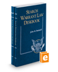 Search Warrant Law Deskbook, 2021-1 ed.