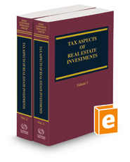 Tax Aspects of Real Estate Investments, 2020-2 ed.