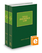 Title Insurance Law, 2015 ed.