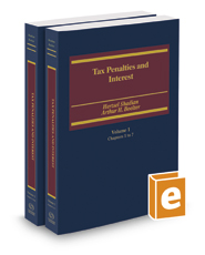 Tax Penalties and Interest, 2018-2019 ed.