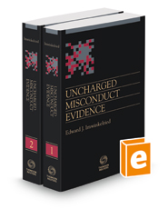 Uncharged Misconduct Evidence, 2021 ed.