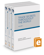 Trade Secrets Throughout the World, 2017-2018 ed.