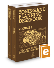 Zoning and Planning Deskbook, 2016-2017 ed.