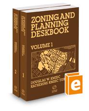 Zoning and Planning Deskbook, 2017-2018 ed.