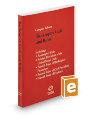 Bankruptcy Code and Rules, 2017 Compact ed.