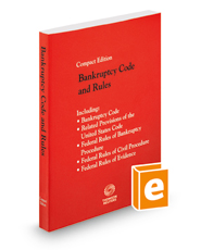 Bankruptcy Code and Rules, 2019 Compact ed.