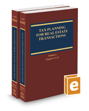 Tax Planning for Real Estate Transactions, 2017-2