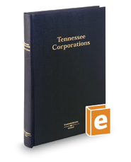 Tennessee Corporations, 2d