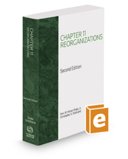 Chapter 11 Reorganizations, 2d, 2020 ed.