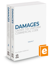 Damages Under the Uniform Commercial Code, 2d, 2018-2019 ed.