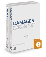 Damages Under the Uniform Commercial Code, 2d, 2020-2021 ed.