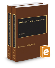 Federal Trade Commission, 2017-2018 ed.