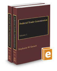 Federal Trade Commission, 2018-2019 ed.