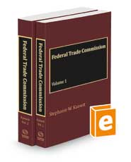 Federal Trade Commission, 2021-2022 ed.