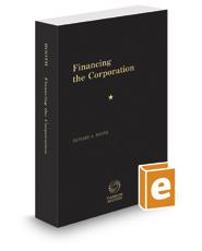 Financing the Corporation, 2016 ed.