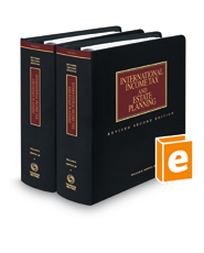 International Income Tax and Estate Planning, Revised 2d