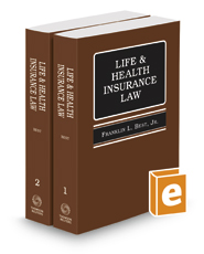 Life and Health Insurance Law, 2016 ed.