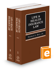 Life and Health Insurance Law, 2018 ed.