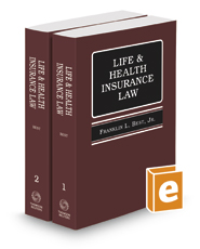 Life and Health Insurance Law, 2019 ed.