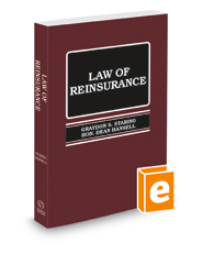 Law of Reinsurance, 2021 ed.