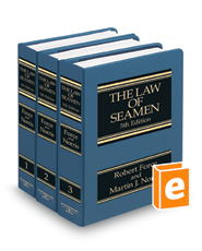 The Law of Seamen, 5th