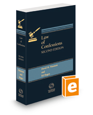 Law of Confessions, 2021 ed.