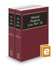 Marital Property Law, rev. 2d, 2020 ed.