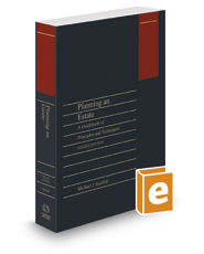 Planning an Estate: A Guidebook of Principles and Techniques, 4th, 2019-2020 ed.