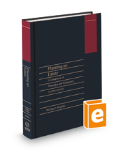 Planning an Estate: A Guidebook of Principles and Techniques, 4th, 2021 ed.