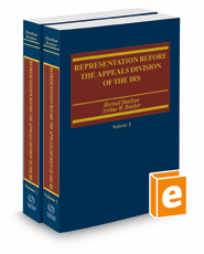 Representation Before the Appeals Division of the IRS, 2020-2021 ed.