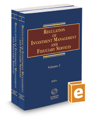 Regulation of Investment Management & Fiduciary Services, 2020 ed.