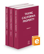 Taxing California Property, 2020-2021 ed.