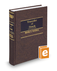 Transfer of Stock, 7th