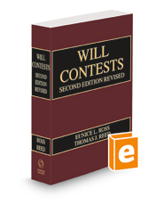 Will Contests, 2d, 2021 ed.