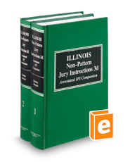Illinois Non-Pattern Jury Instructions, 3d