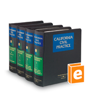Real Property Litigation (California Civil Practice)