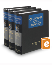 Business Litigation (California Civil Practice)